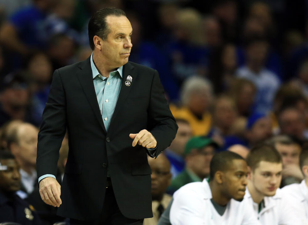 Mike Brey returns for his 11th season along the Irish sidelines.