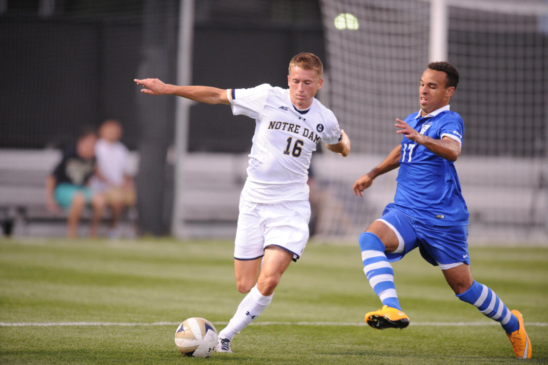 Senior defender Michael Shipp was named ACC Defensive Player of the Week for the first time in his career on Tuesday