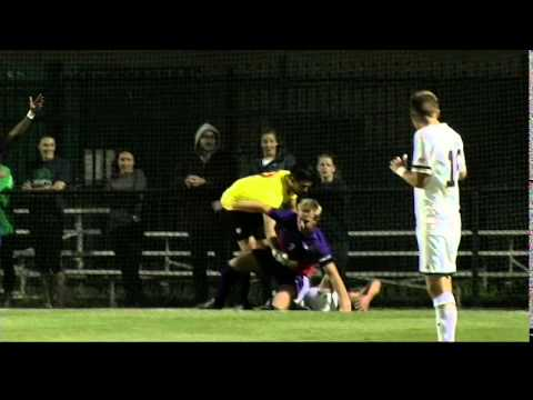 Notre Dame vs Clemson Men's Soccer Highlights