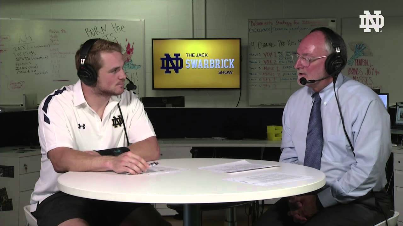 Swarbrick Show - UMASS Preview - September 24th, 2015