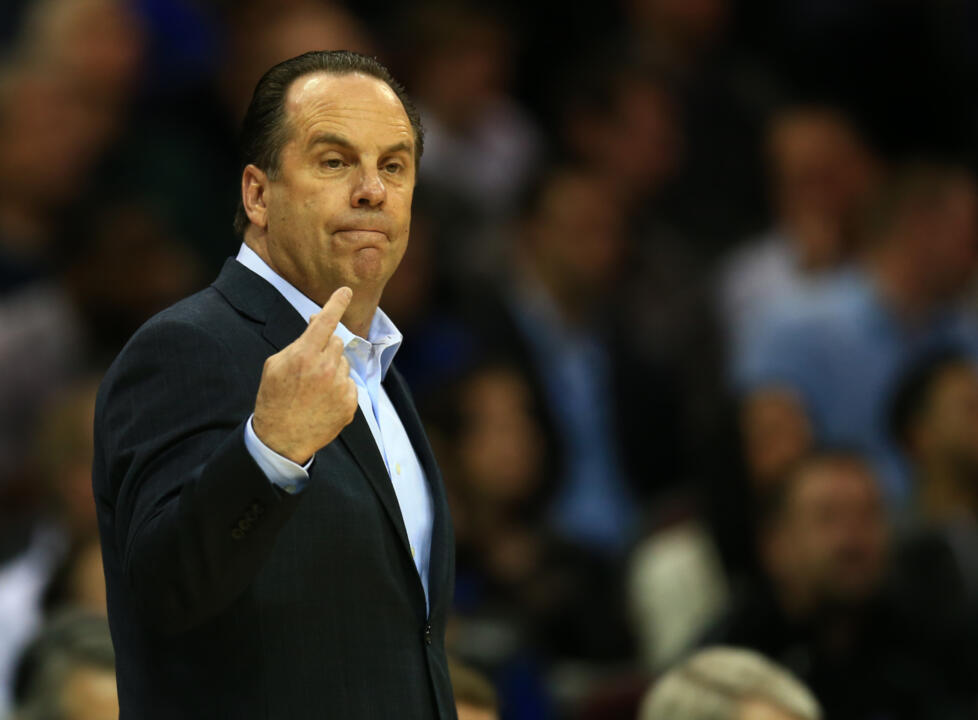 Mike Brey begins his 16th season along the Irish sidelines.