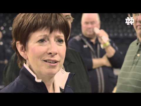 Coach McGraw Speaks at Media Day