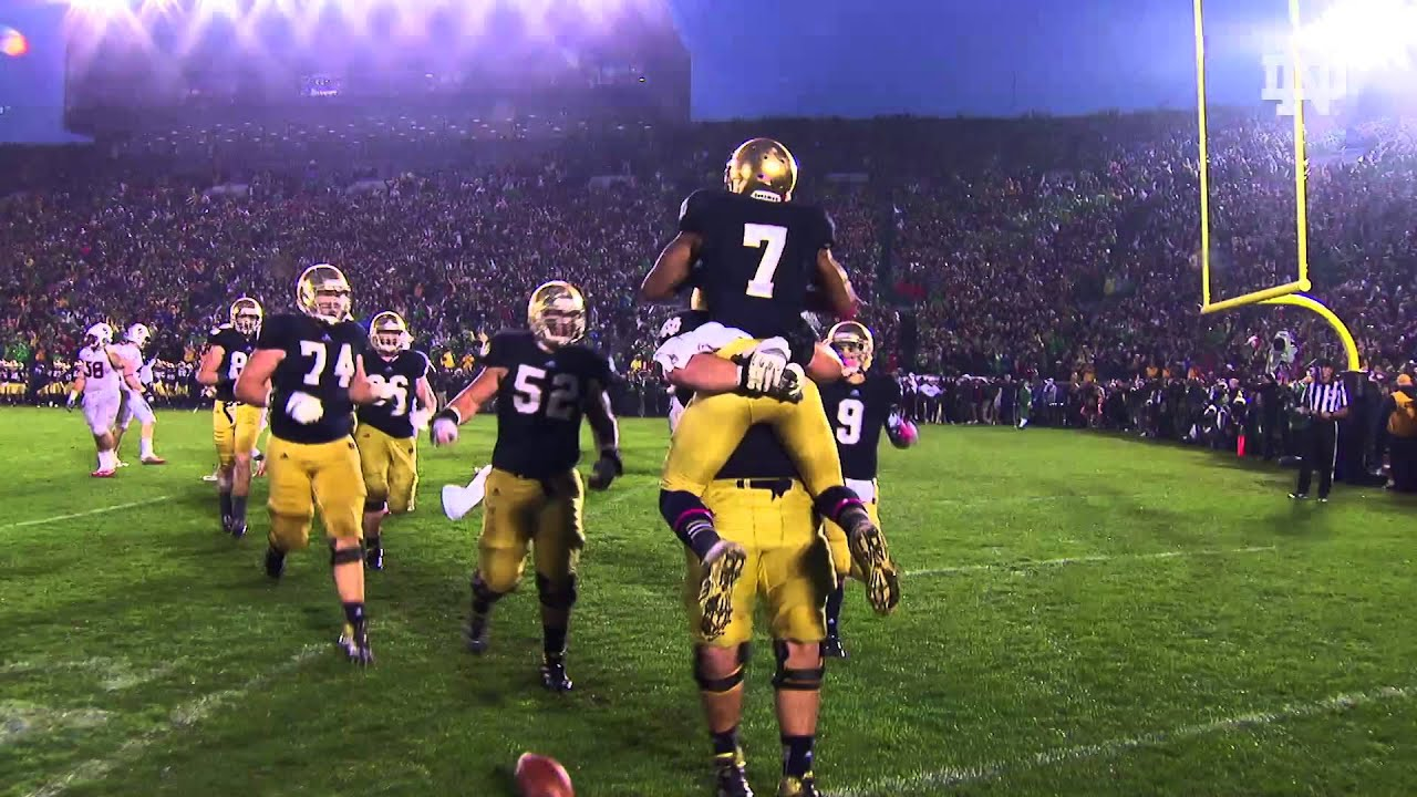 Notre Dame Football Primer - Stanford Week