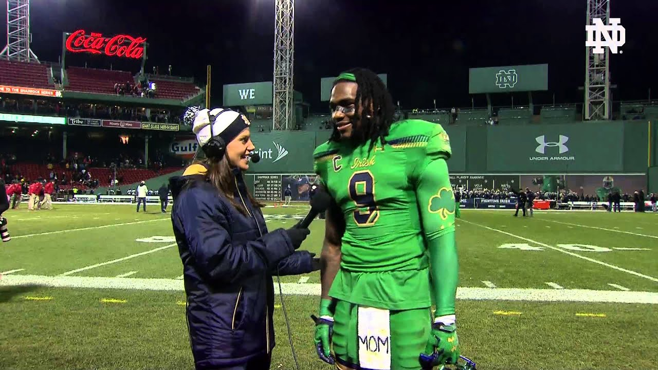 INSTANT REACTION With Jaylon Smith