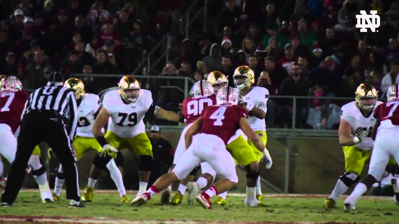 Football vs Stanford Top Plays