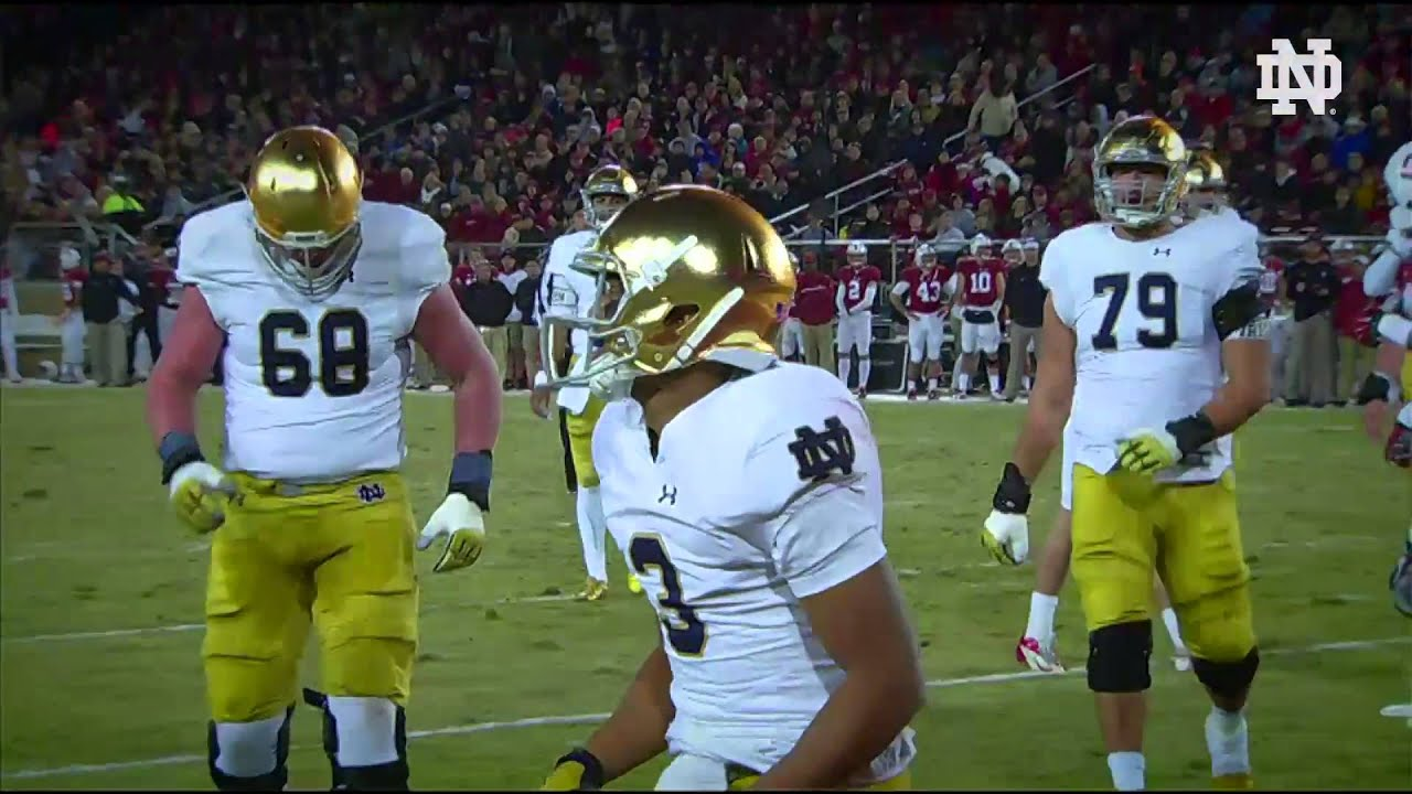 Inside Notre Dame Football: Stanford