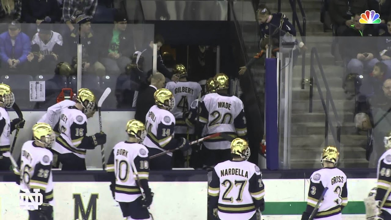HKY vs  Boston College Highlights