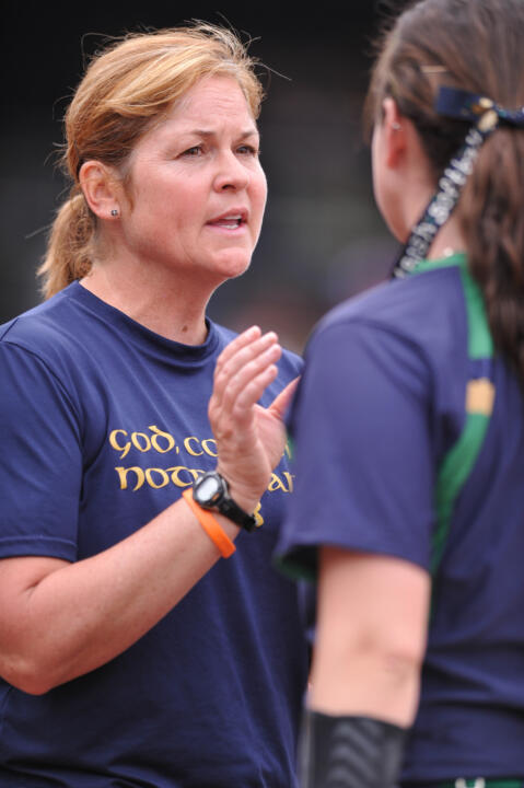 Notre Dame and head coach Deanna Gumpf were slotted second (92 points, two first place votes) in the 2016 ACC Preseason Coaches Poll that was released on Monday