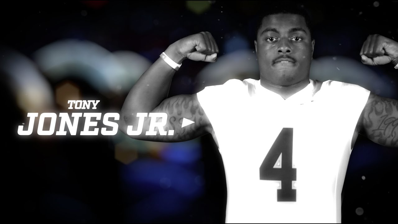 Tony Jones Jr. - 2016 Notre Dame Signee