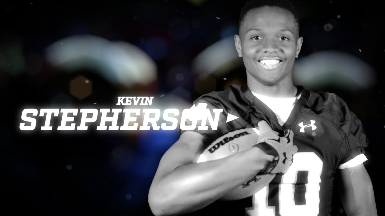 Kevin Stepherson - 2016 Notre Dame Signee