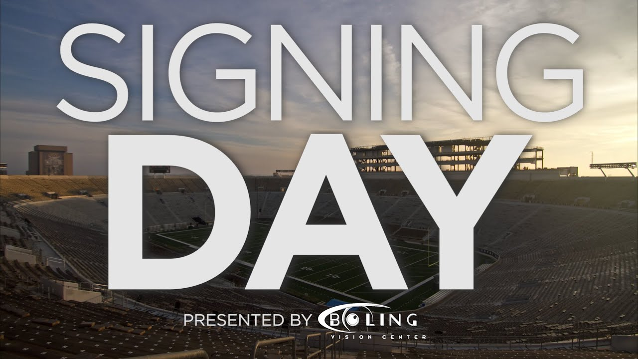 Signing Day 2016: Join the Fight