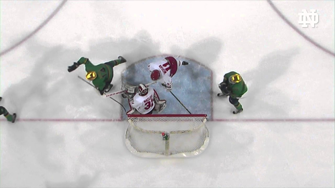 HKY vs. Boston University Game 2 Highlights