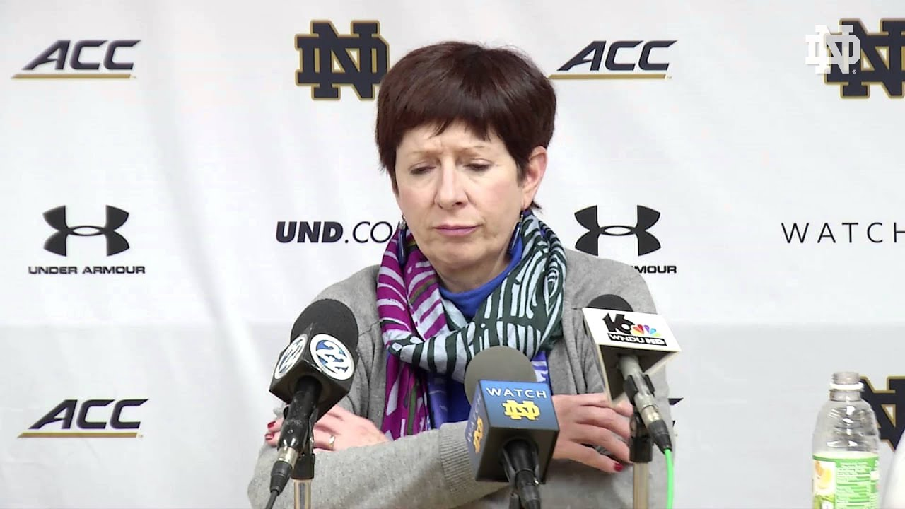 WBB vs. NC State Post Game Presser