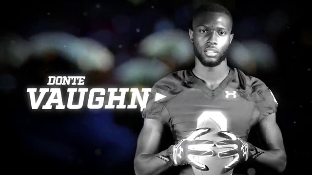 Donte Vaughn - 2016 Notre Dame Signee