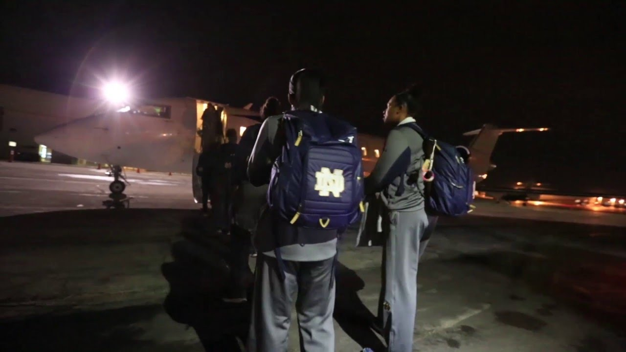 The Arrival - WBB at the ACC Tournament