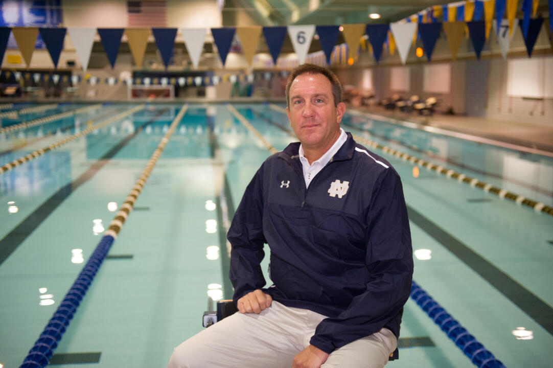 Mike Litzinger named head coach of both men's and women's swim programs.