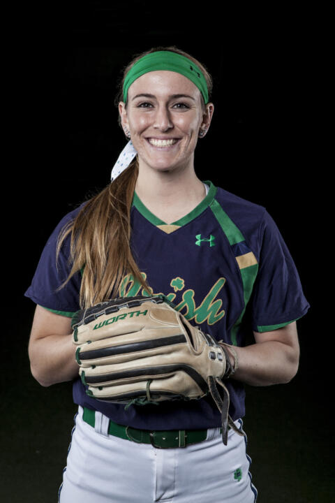 Notre Dame junior co-captain Karley Wester was named a Top 25 Finalist for the USA Softball Collegiate Player of the Year award on Wednesday for the second straight season