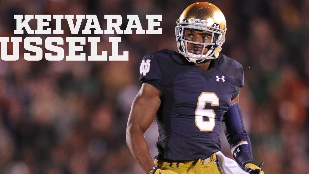 #NDinTheNFL | KeiVarae Russell Highlights