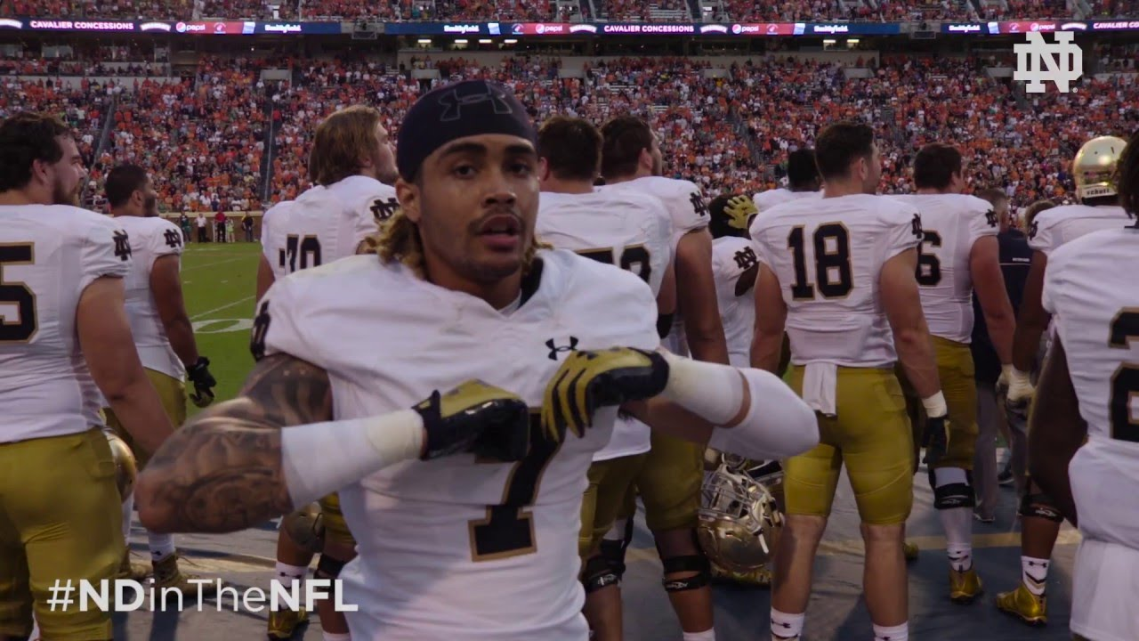#NDinTheNFL | Will Fuller Highlights | Houston Texas | Round 1, Pick 21