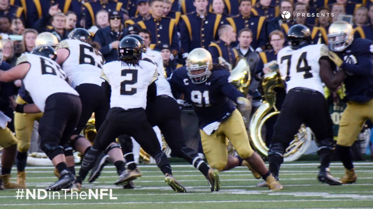 #NDinTheNFL | Sheldon Day Highlights