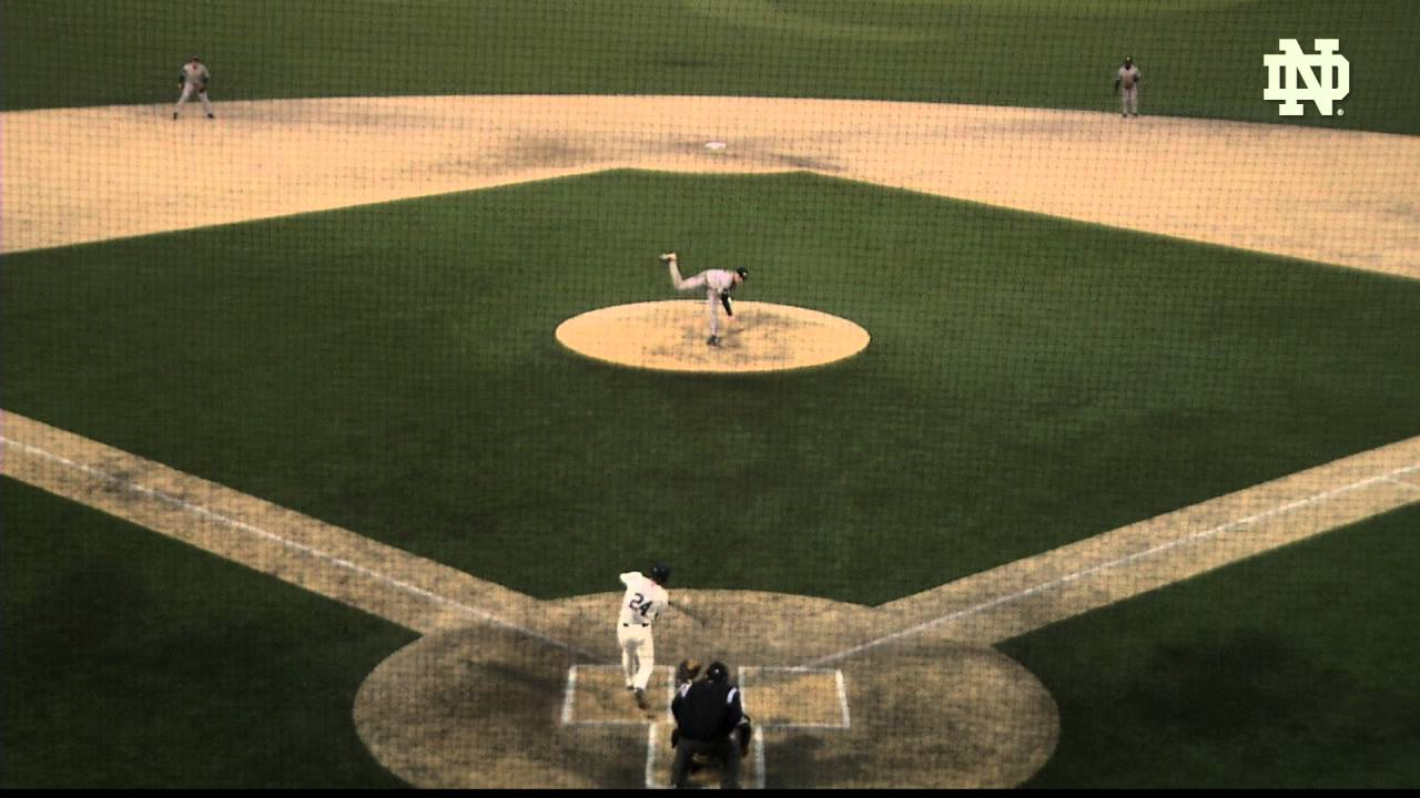 Notre Dame vs. Michigan Baseball Highlights