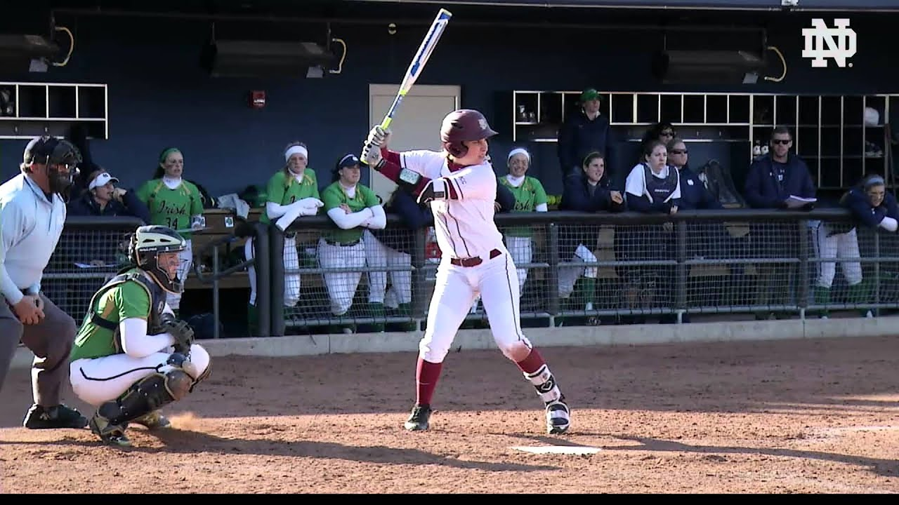 Notre Dame vs. Florida State Softball Highlights