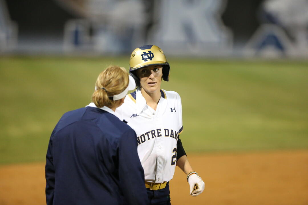 Notre Dame junior co-captain Karley Wester is the lone ACC representative still in contention for 2016 USA Softball Collegiate Player of the Year after reaching the award's final 10 on Wednesday
