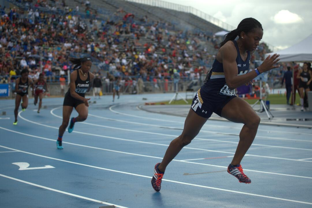 Margaret Bamgbose earned her third straight top eight national finish in the 400-meter dash, placing a career-high fourth in the event at the 2016 NCAA Outdoor Championships