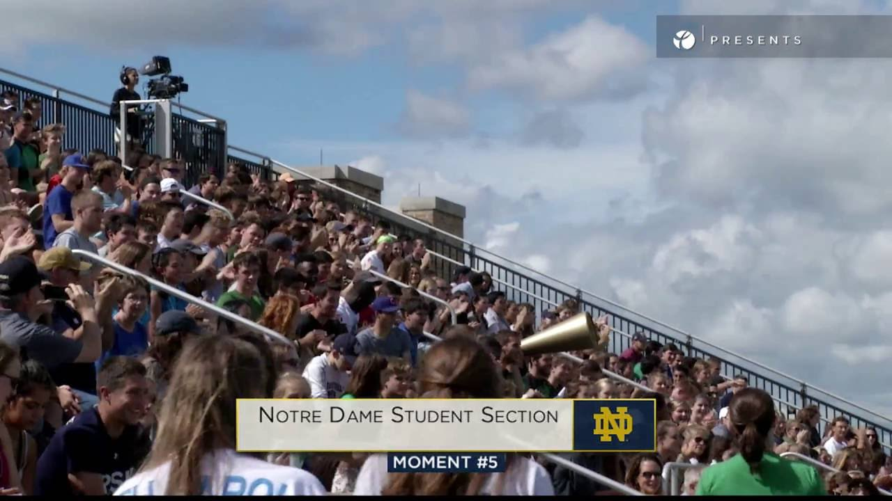 Top Moments: Notre Dame Women's Soccer vs Wisconsin