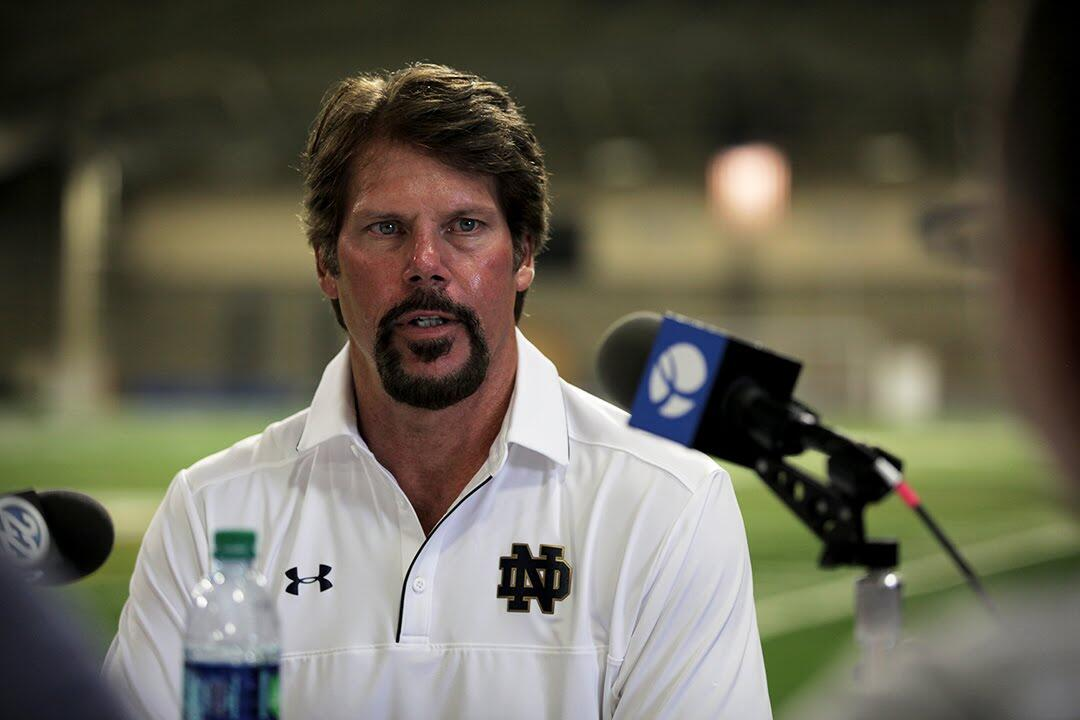 Brian VanGorder - 2016 Notre Dame Football Media Day