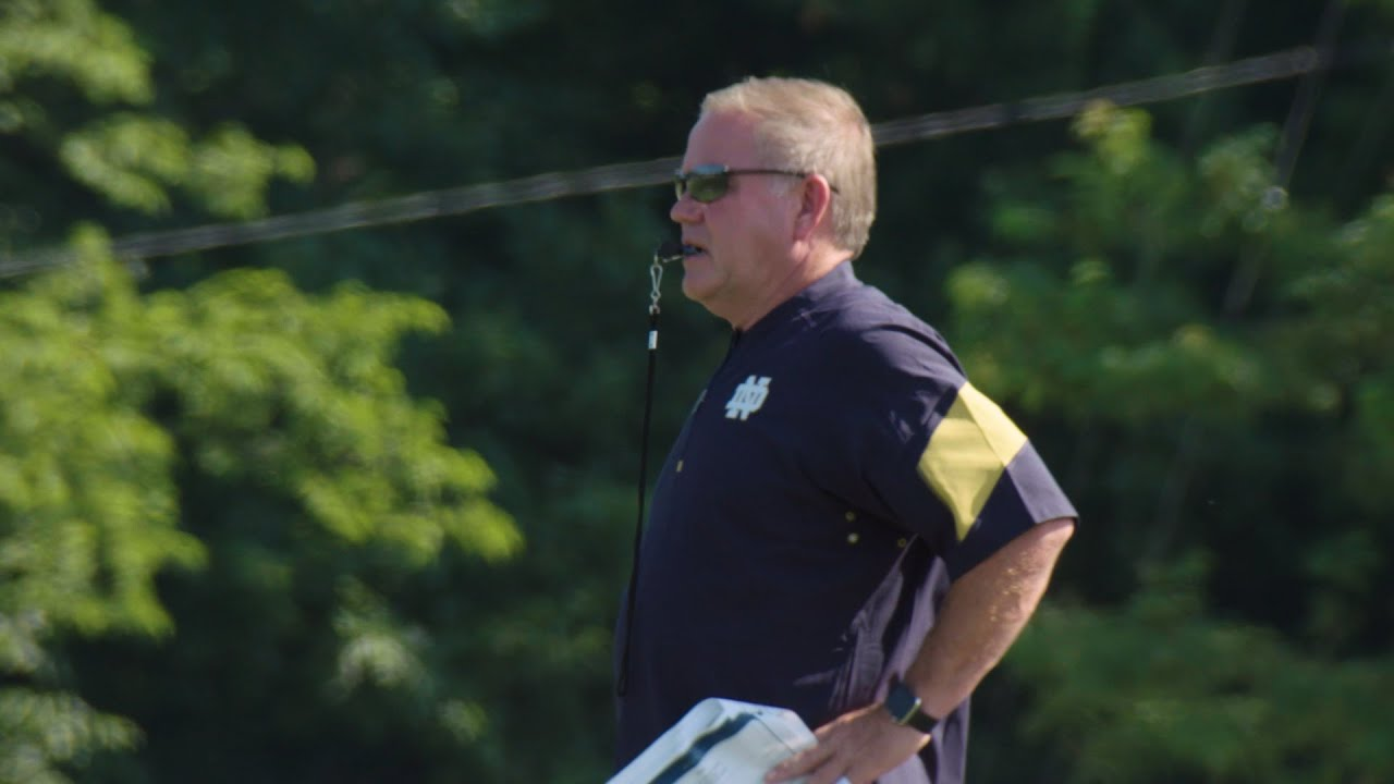 FB Camp Culver: Brian Kelly Interview