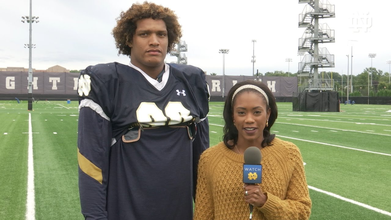 On the Field with Isaac Rochell - Syracuse Week