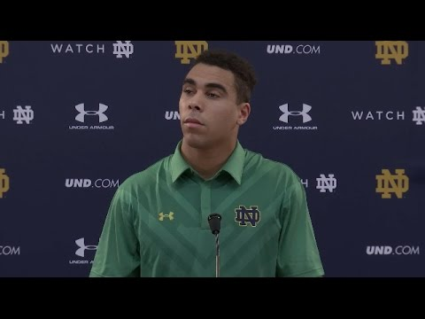 James Onwualu Press Conference - October 12th