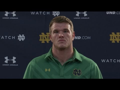 Mike McGlinchey Press Conference - October 5th