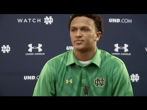 DeShone Kizer Press Conference - October 26th