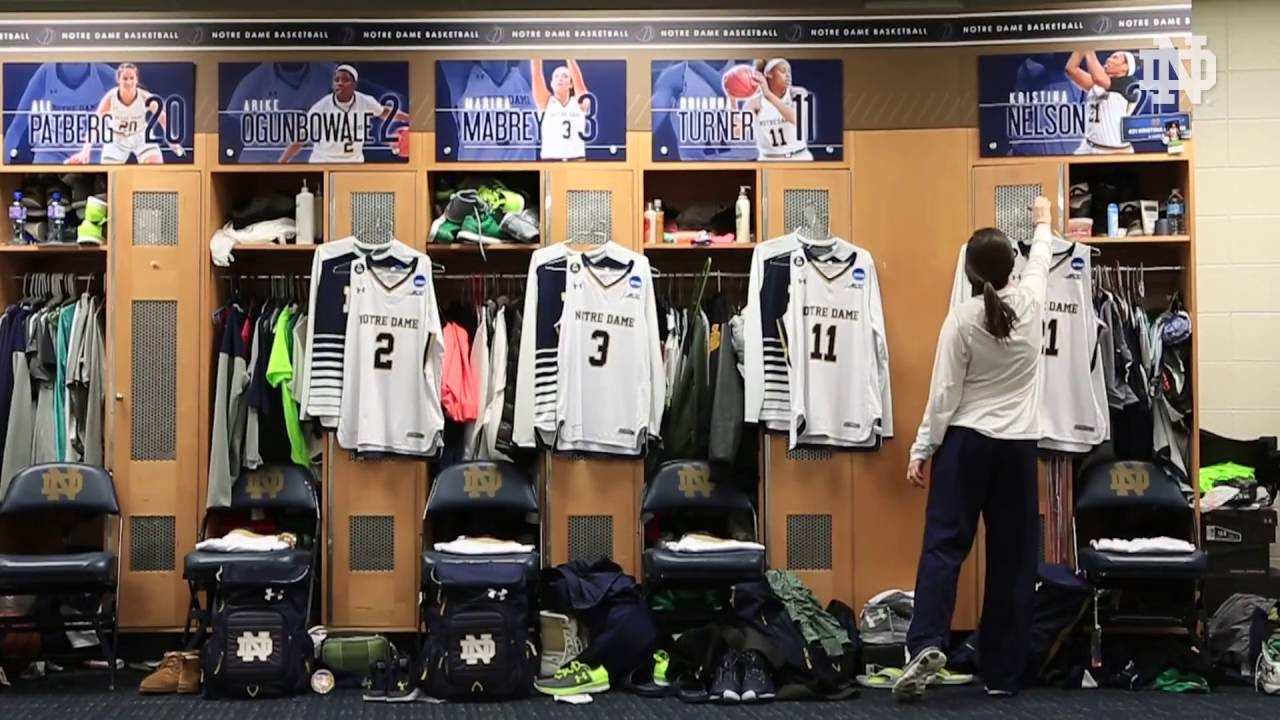 Notre Dame Women's Basketball -  Players' Campaign