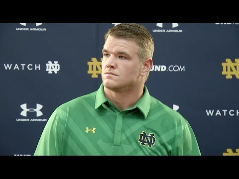 Mike McGlinchey Press Conference - Navy Week