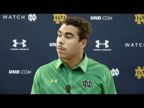 James Onwualu Press Conference - Navy Week