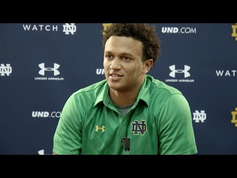 DeShone Kizer Press Conference - Navy Week