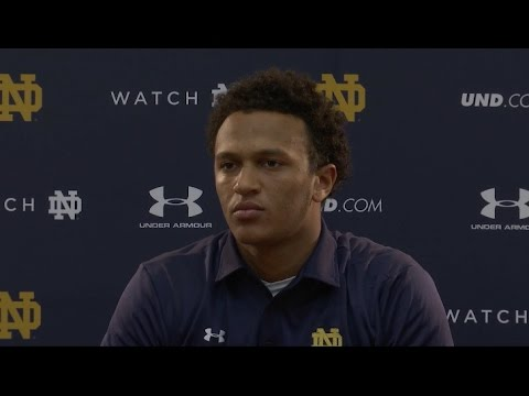 DeShone Kizer Press Conference - Virginia Tech Week