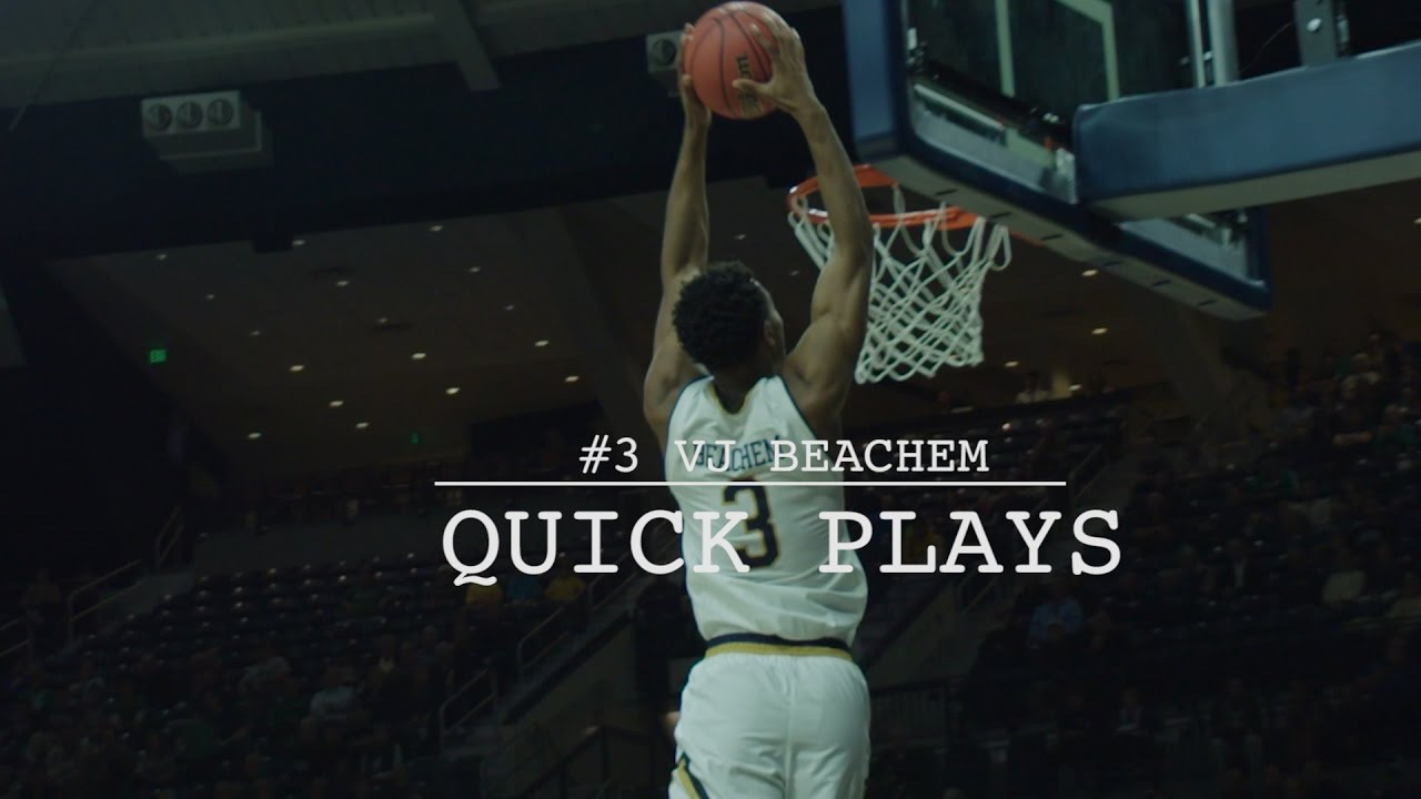 MBB Quick Play | VJ Beachem Alley OOp