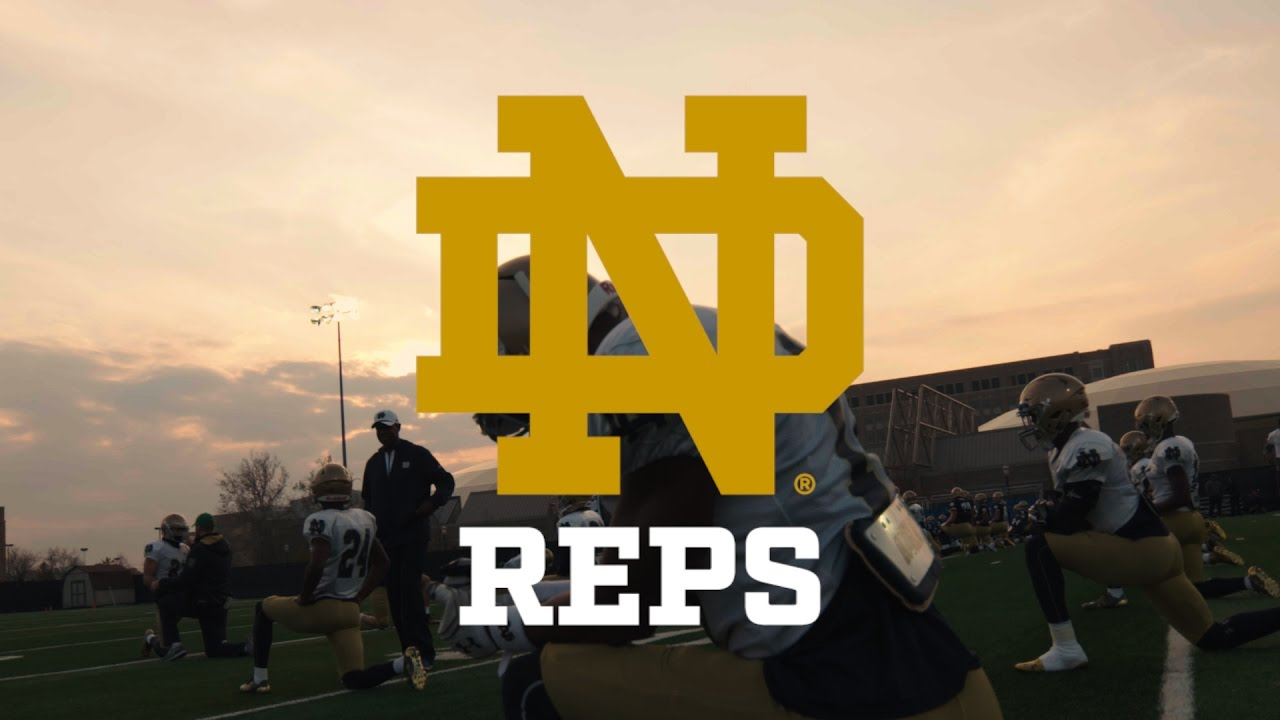 ND Reps- Virginia Tech Week