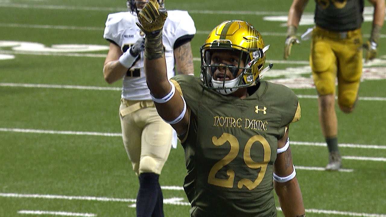 Inside Notre Dame Football: Army