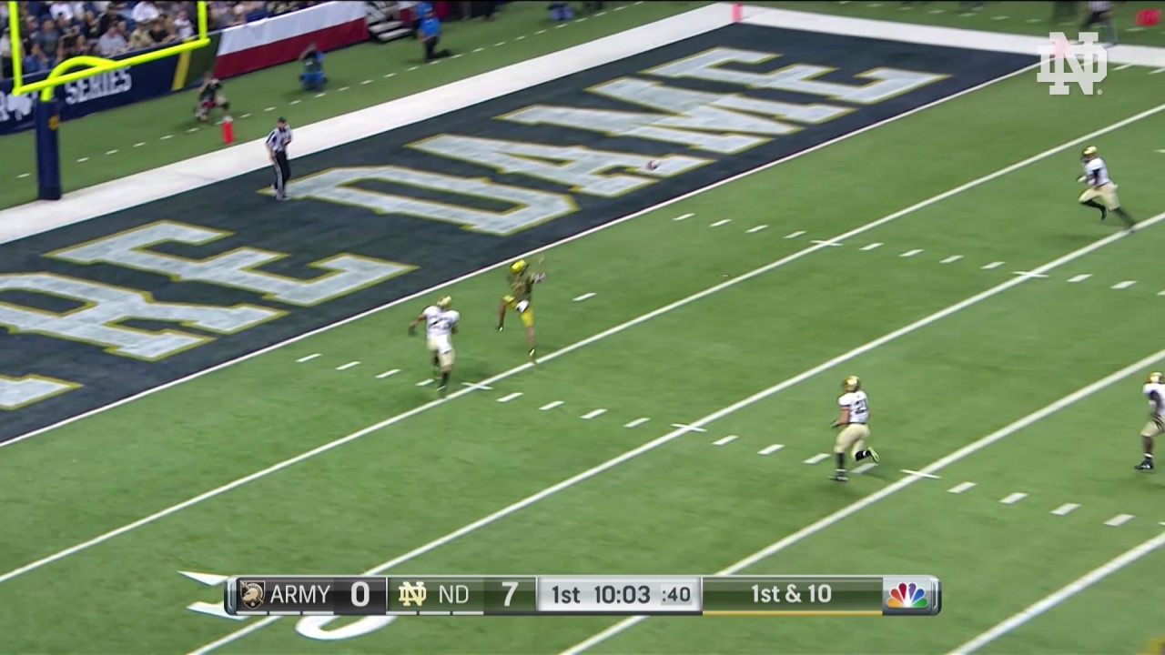 Quick Play: Kevin Stepherson Touchdown