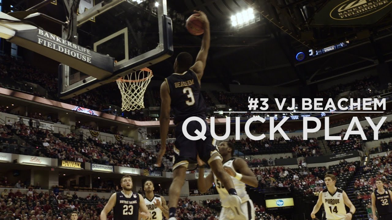 MBB Quick Play | VJ Beachem Hammer