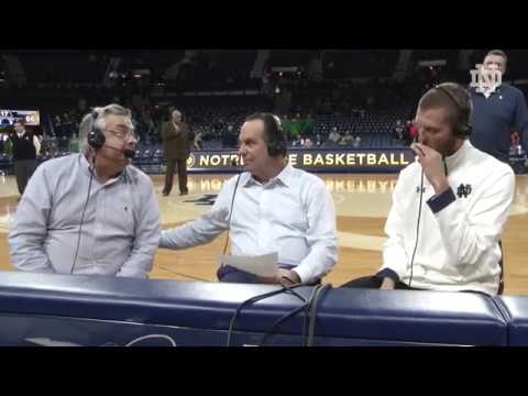 Mike Brey Instant Reaction with Jack Nolan