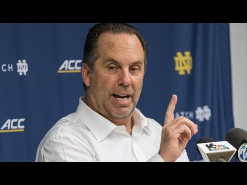 Mike Brey Post-Game Press Conference - Louisville