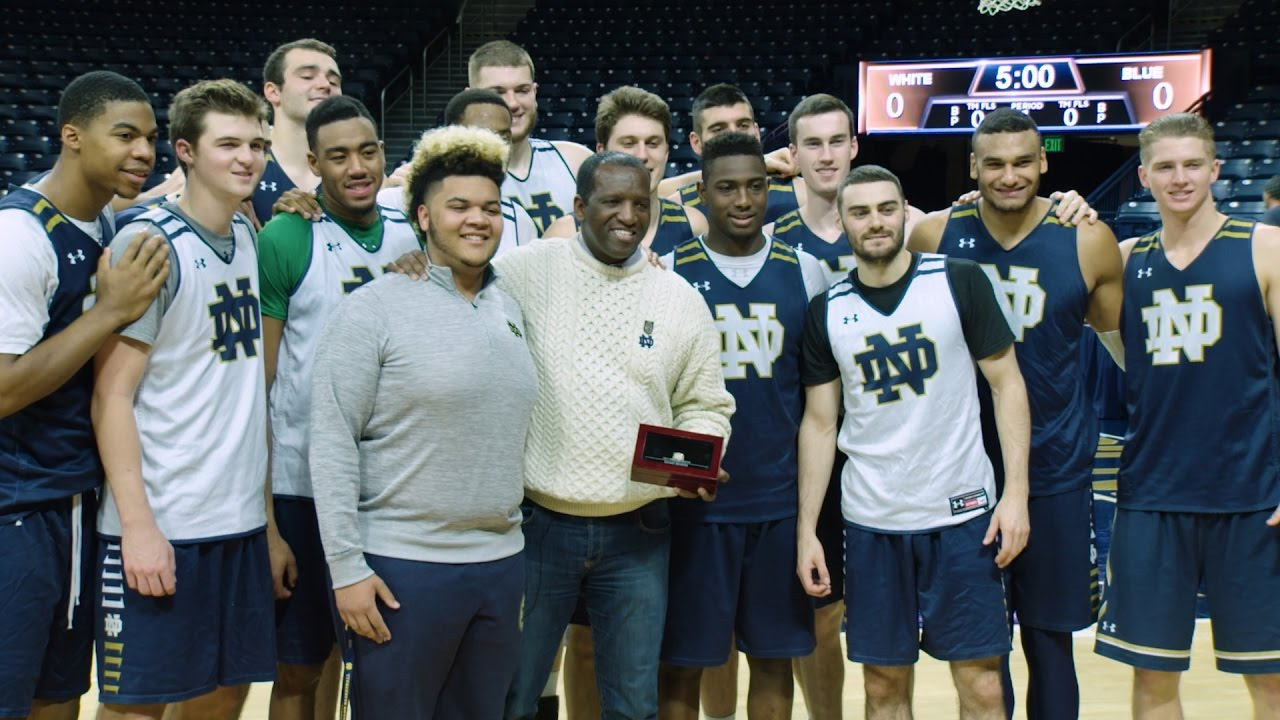 MBB Ring of Honor | David Rivers Addresses Team