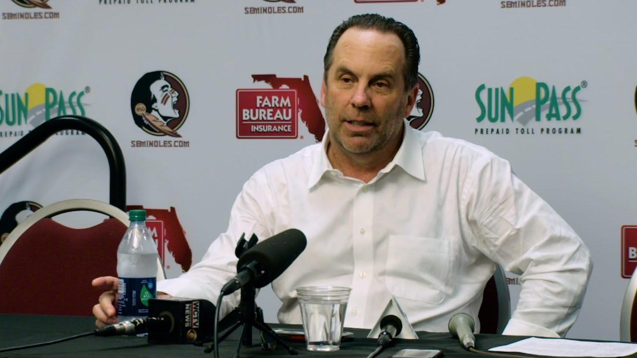 Mike Brey Post-Game Presser - Florida State