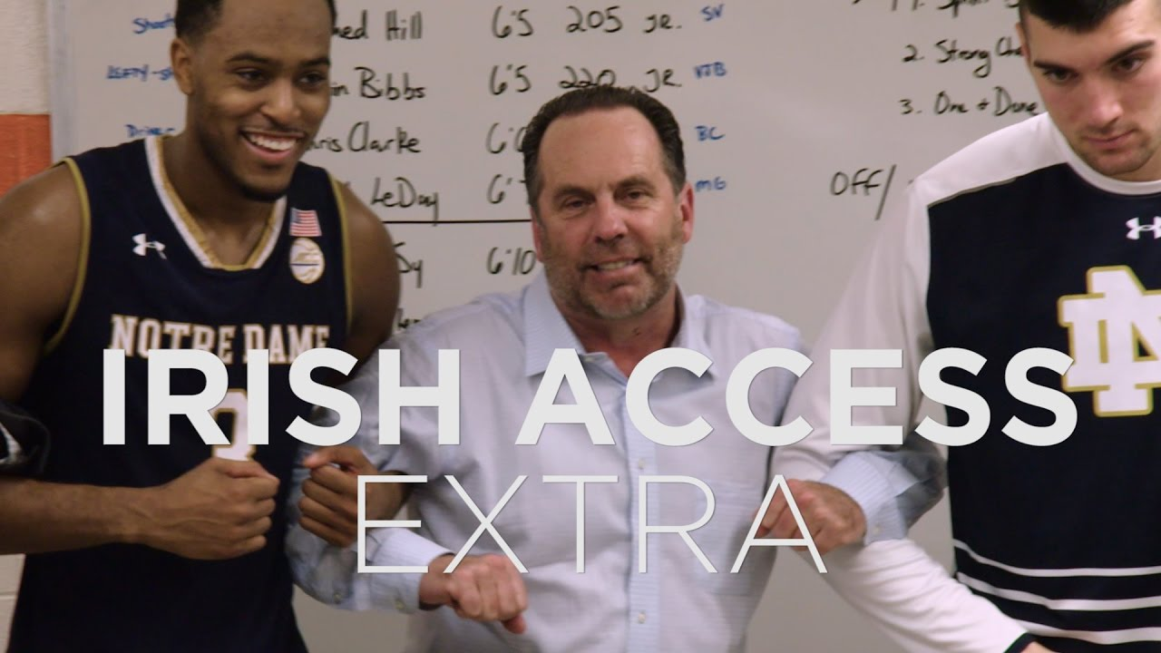 Irish Access Extra | MBB vs Virginia Tech